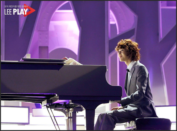 090704 TaeMin - River Flows In You (Piano)