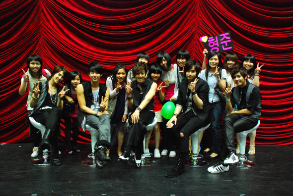 20090628 Photo with SS501