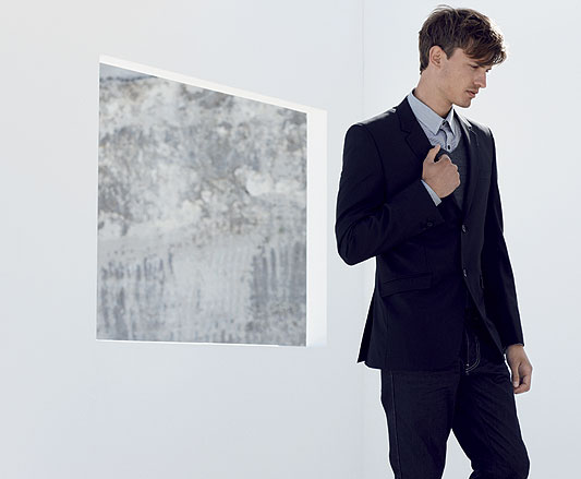 Eddie Klint for SELECTED /HOMME 2009 a/w campaign