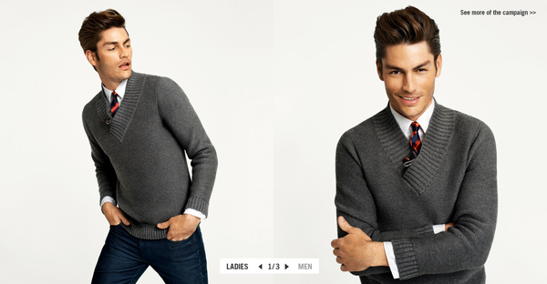 H&M F/W 2009 campaign - Tyson Ballou