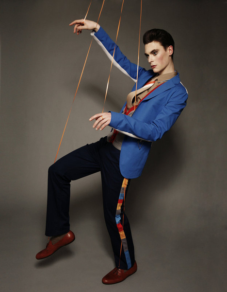 "Jonas by Bell Soto ""Pinocchio"""