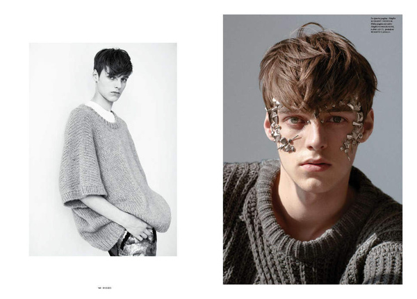 Robbie Wadge for Rodeo Magazine #58