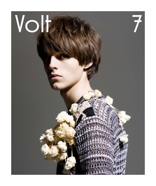 Robbie Wadge for Volt #7 preview by Joost Vandebrug