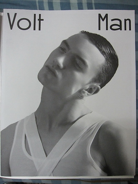 Volt Man Cover