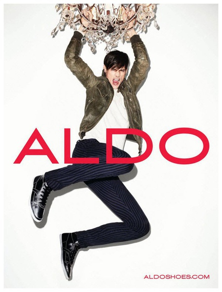 Mat Gordon for Aldo FW10 by Terry Richardson