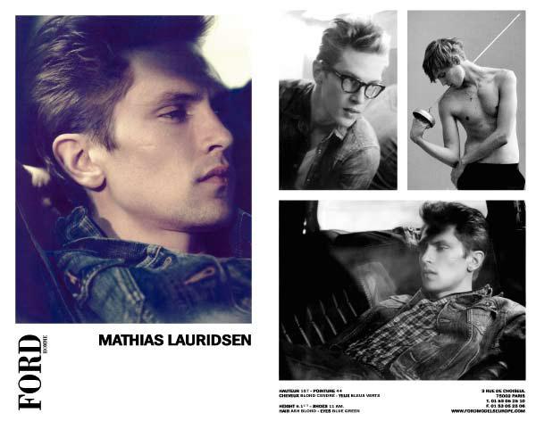 Fashion Week FW11 - Paris Men