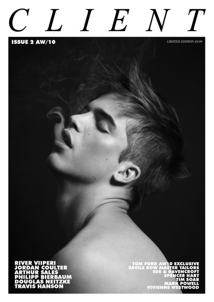 River Viiperi at D'Men / Elite London by Saverio Cardia
