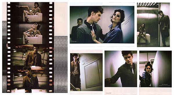 Jan Vlas PARTIME ISSUE FOUR | FIGHT CLUB (1999)