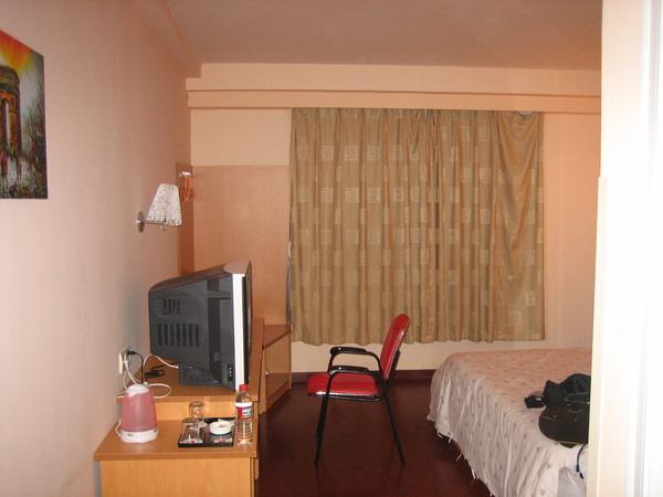 第一天住的旅館