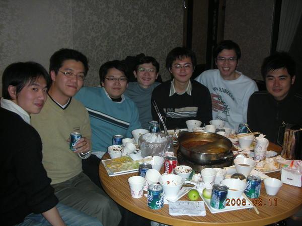 080211同學聚餐