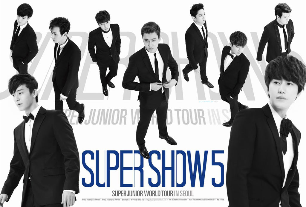 super junior5巡