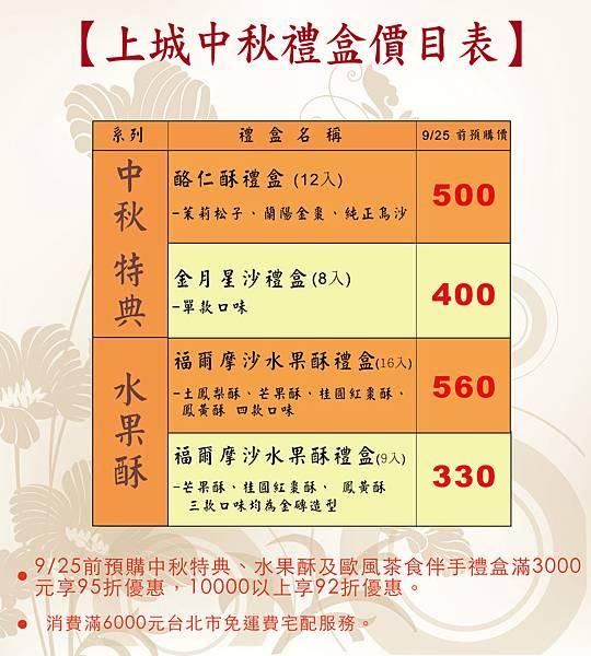 上城糕餅小鋪中秋節4