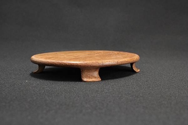 (拙趣坊) 賽州黃檀橢圓桌《手創木作》
