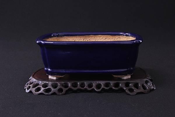 賽州黃檀腰子鏤空矮飾桌