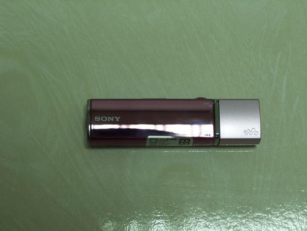 SONY NW-E015F