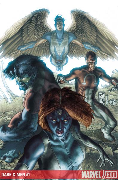 Dark X-Men #01