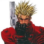 TRIGUN the Movie