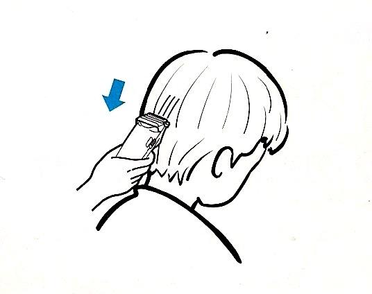 兒童理髮-打薄