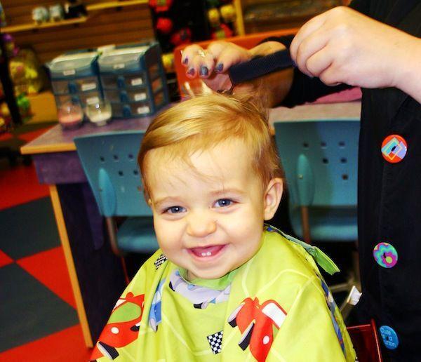 小孩理髮技巧篇