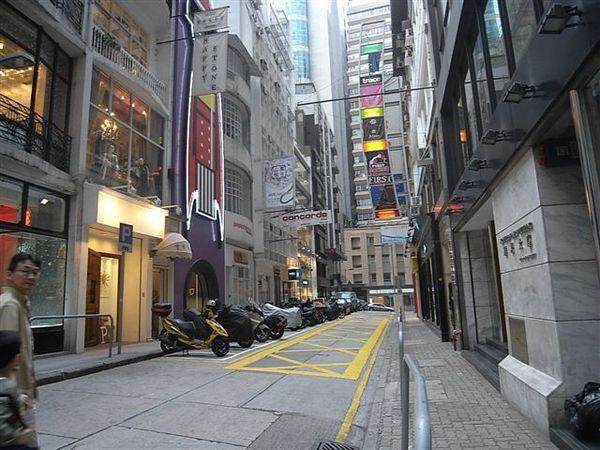 安蘭街街道風景