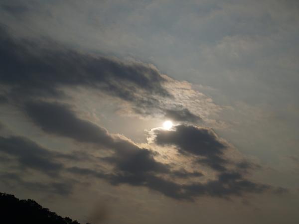 雲彩-三峽