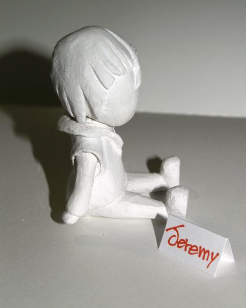 Jeremy紙黏土