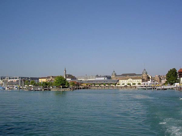 康士坦茲港口