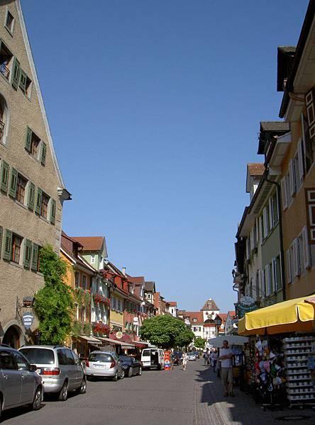 美爾斯堡主要街道