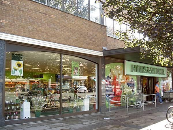 M&S (Supermarkt) in Oxford