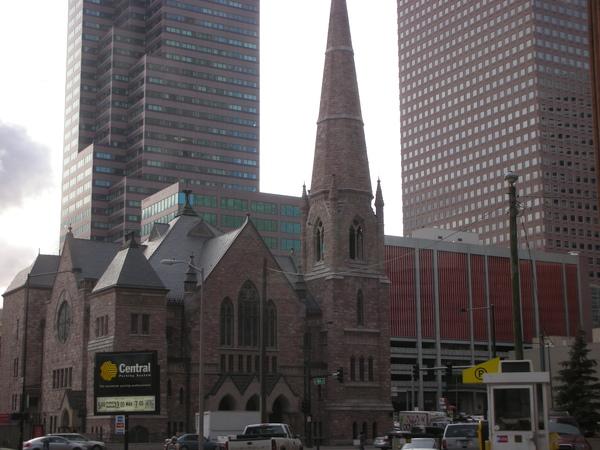維多利亞風格的教堂