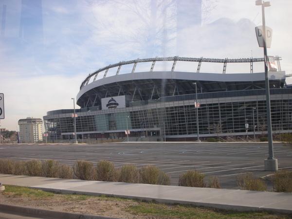 The Coors Stadium