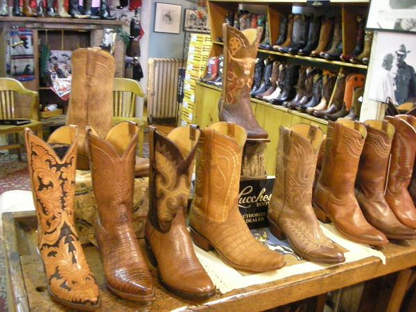 手工製靴子