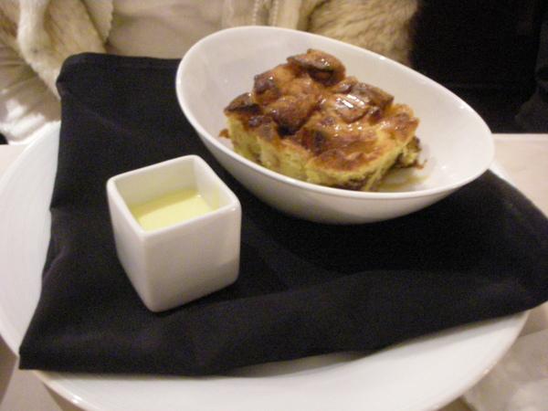 甜點三-- Rice Pudding