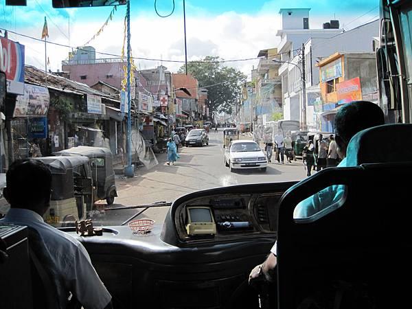 斯里蘭卡街景