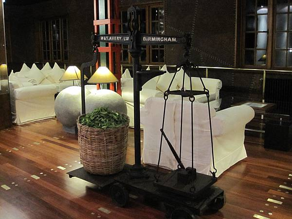 The Tea Factory-一間由製茶工廠改裝的高級飯店
