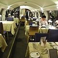 3號車廂是餐廳