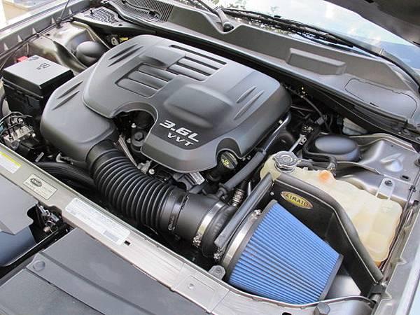 道奇挑戰者3.6L引擎