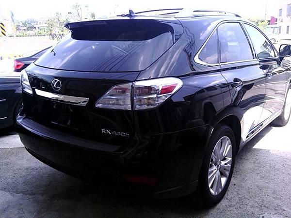 帶車回台灣Lexus RX450H