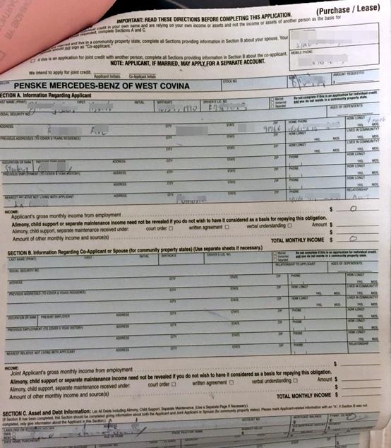 美國買車流程教學程序?如何從美國買新車運回台灣所有流程及相關文件及注意事項及計算所有費用 - purchase agreement