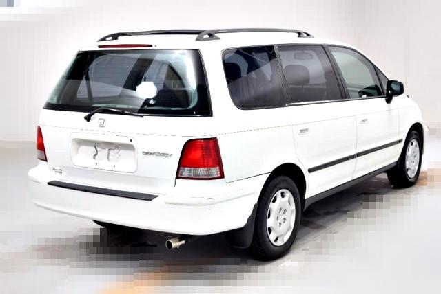 第一代本田Honda Odyssey