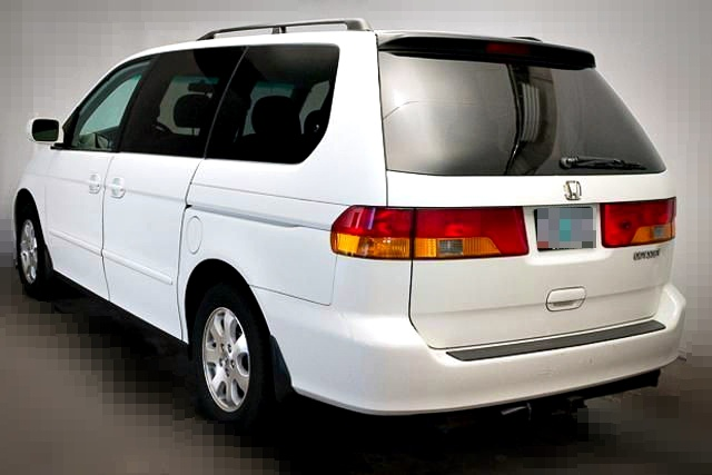 第二代本田Honda Odyssey