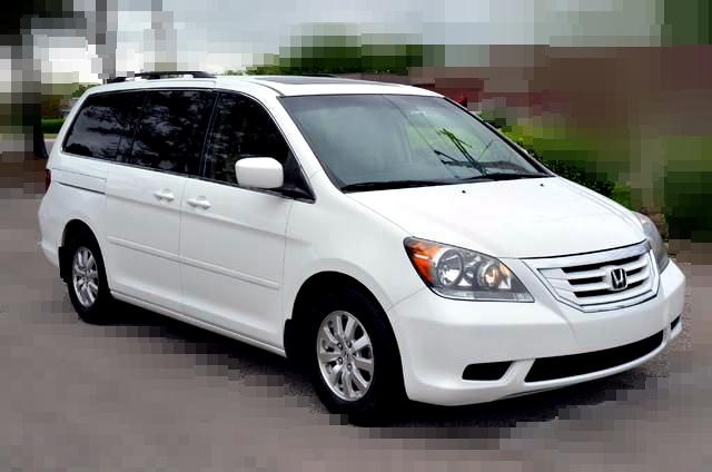美規三代(2005-2010)Honda ODYSSEY