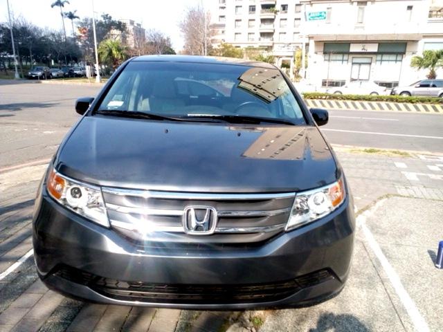 2012_Honda_Odyssey_1