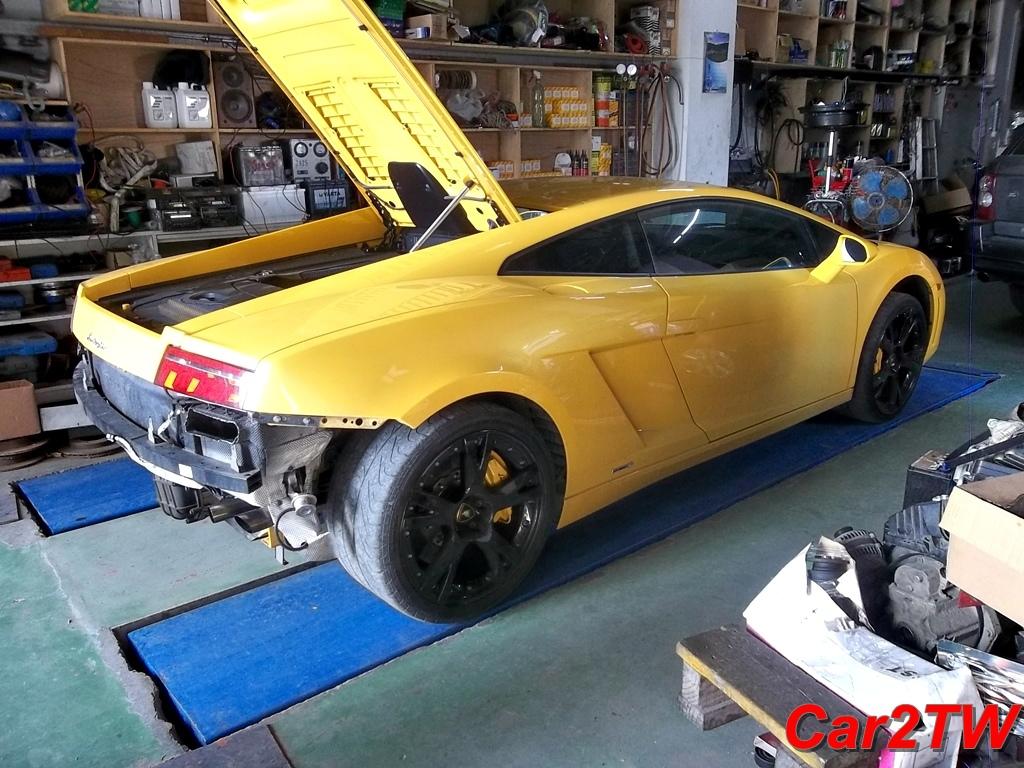 藍寶堅尼Lamborghini LP560 1
