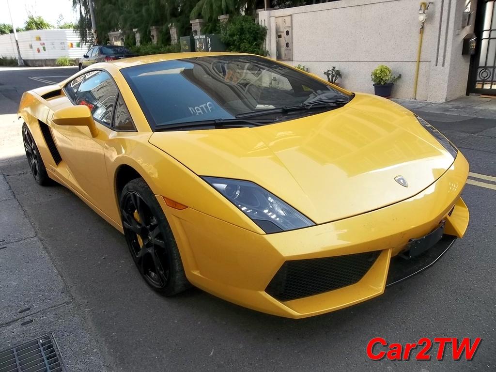 藍寶堅尼Lamborghini LP560 2