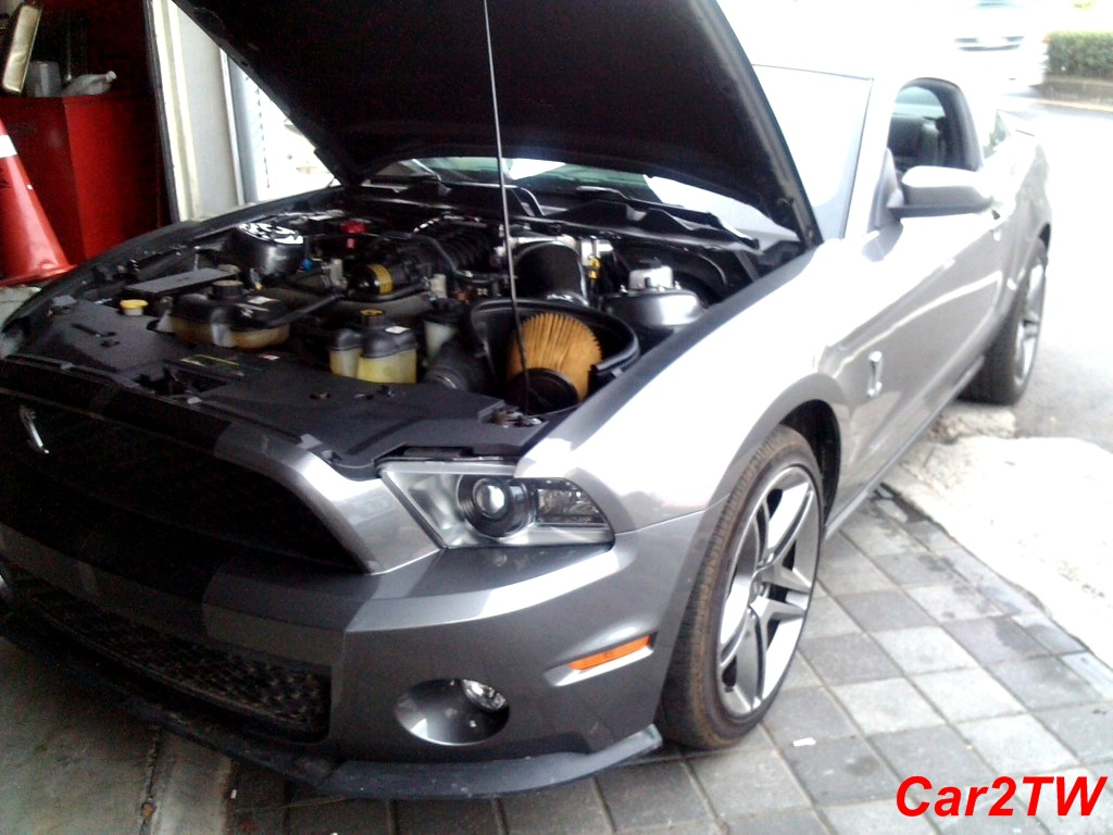 Ford Shelby GT500 眼鏡蛇 79