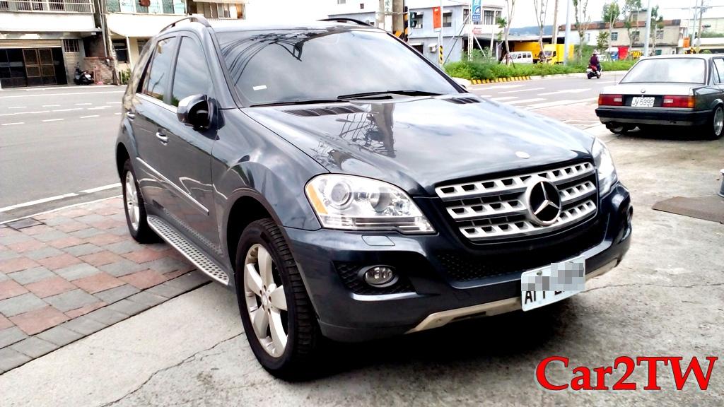 2010賓士ML350外匯車代辦進口回台灣,2010賓士ML350新車價格400萬,現在只要???萬就可以開回家,真的物超所值阿,想要買車運車回台灣請聯絡Car2TW