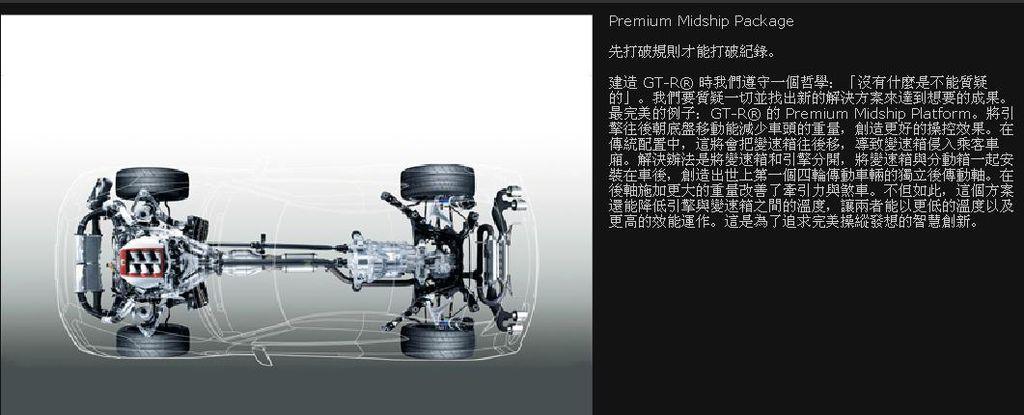 Nissan-GTR-Premium-Midship-Package