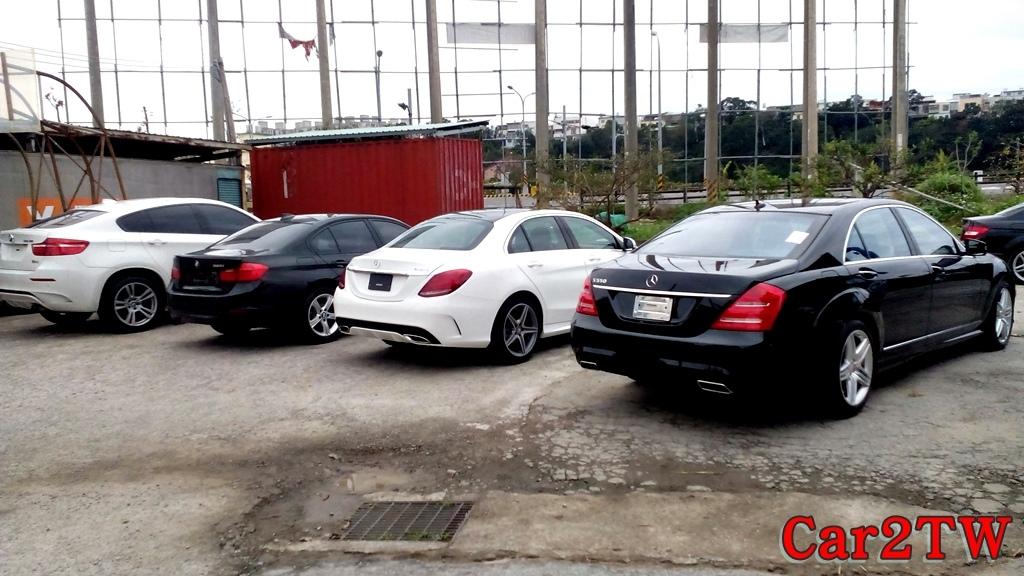 Car2tw進口各式車輛,有賓士S550,賓士C300, BMW 328i, BMW X6
