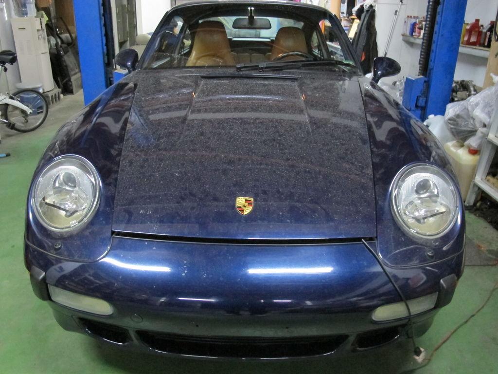 1998 Porsche保時捷 911經過Car2TW一番努力處理改善修正後,居然通過所有ARTC法規檢驗,已經順利領牌上路了,想知道更多帶車回台灣注意事項可以按此參考Car2tw文章。